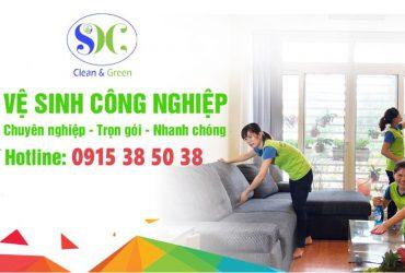 Top 3 công ty vệ sinh công nghiệp hàng đầu tại Đồng Nai