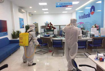 Dịch vụ phun thuốc khử khuẩn tại nhà phòng chống dịch Corona – Covid19