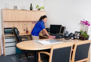 Dịch vụ vệ sinh văn phòng – Sạch và Xanh