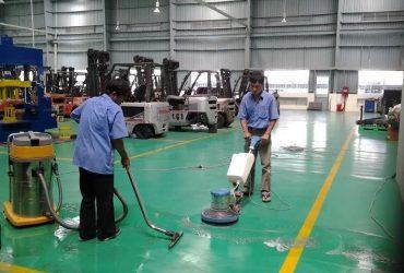 Dịch vụ vệ sinh nhà xưởng tại Biên Hòa – Đồng Nai