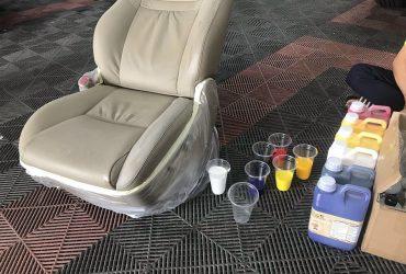 Nhận phục hồi ghế xe hơi và ghế da tại nhà