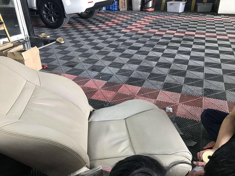 phục hồi ghế xe hơi và ghế da chất lượng