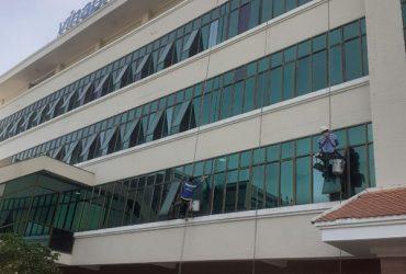 Tổng vệ sinh tại VNPT tỉnh Đồng Nai