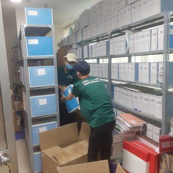 Dự án thực tế vận chuyển – bốc xếp hàng hóa tại Biên Hòa