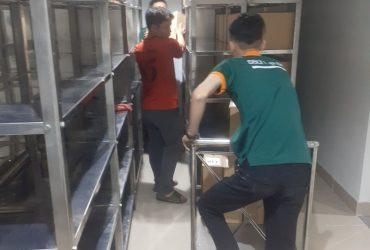 Dịch vụ di chuyển, bốc xếp hồ sơ cho các cơ quan nhà nước
